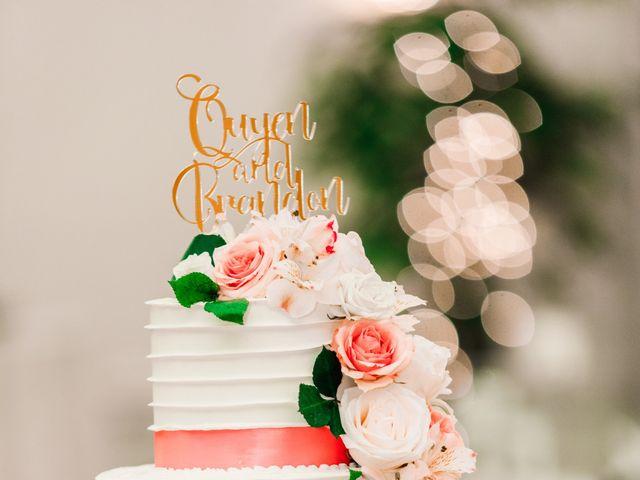 Quyen and Brandon's Wedding in Fairfax, Virginia 18