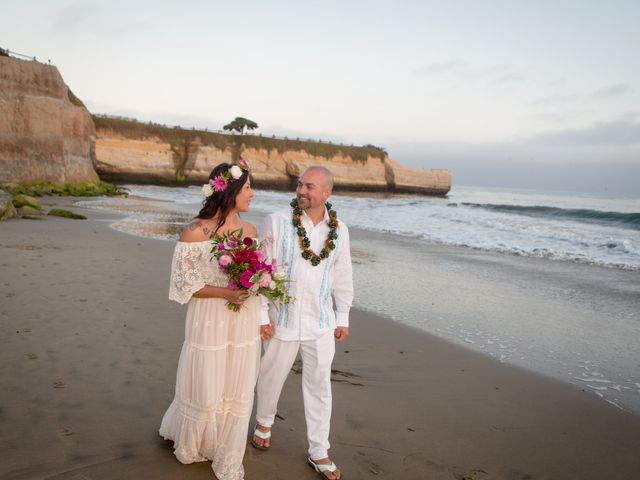 The wedding of Duane and Alisa