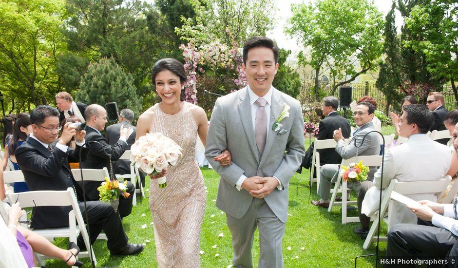 Yong and Tara's Wedding in Tarrytown, New York