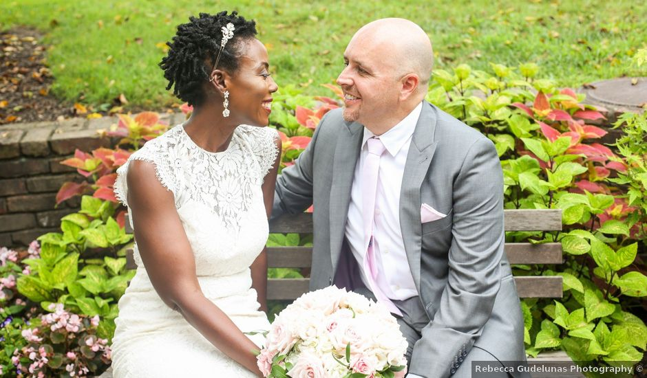 Philip and Collette's Wedding in Lahaska, Pennsylvania