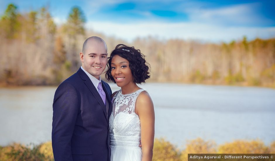 Warren and Olivia's Wedding in Matthews, North Carolina