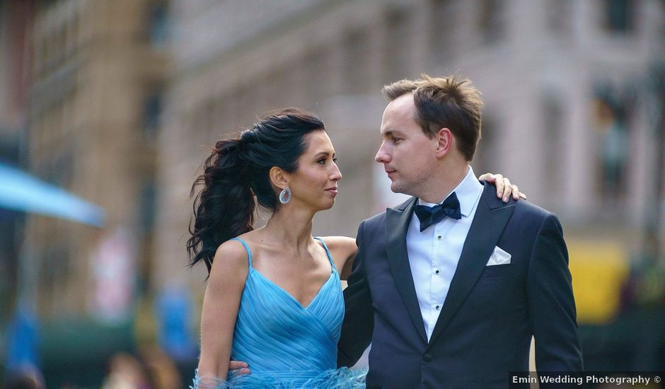 Vitaliy and Allison's Wedding in New York, New York