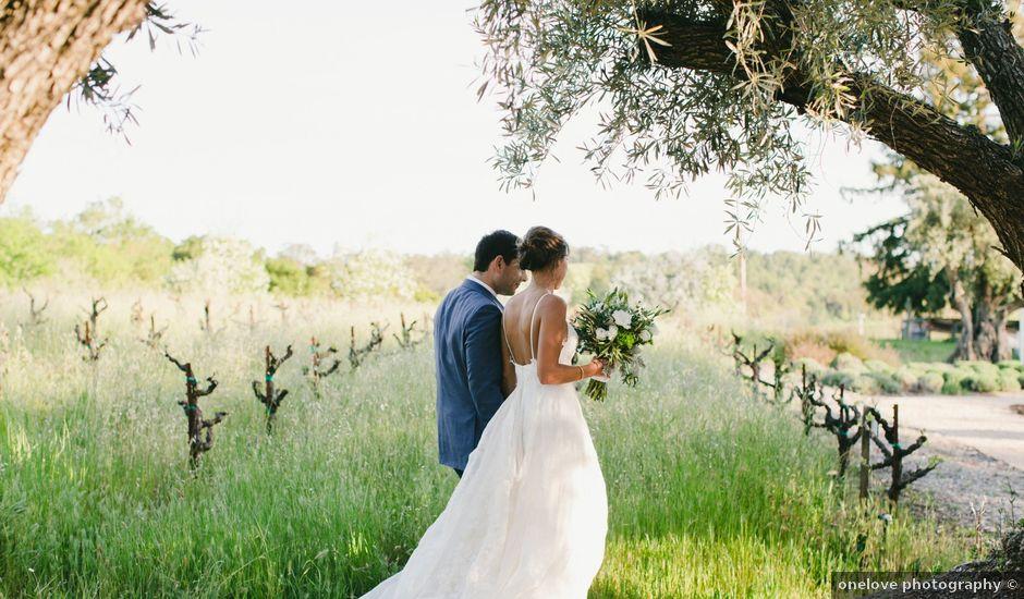 Jack and Helen's Wedding in Healdsburg, California