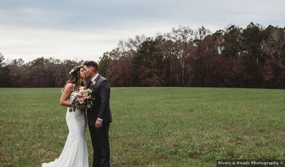 Brendan and Chelsea's Wedding in Chapel Hill, North Carolina
