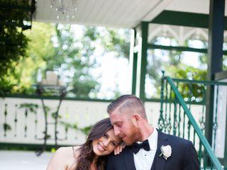 The wedding of Corey and Sarah 2