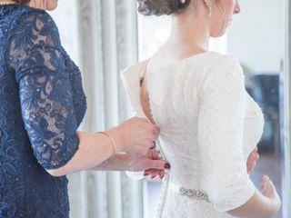 The wedding of Alexandra and Nathan 1