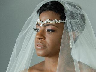 The wedding of Kenya and Antoria 1