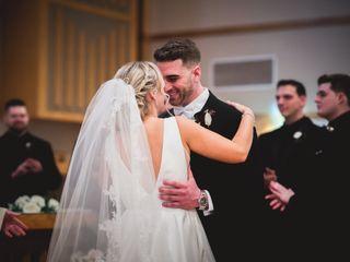The wedding of Allison and John 1