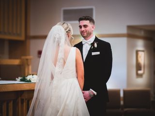 The wedding of Allison and John 2