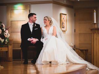 The wedding of Allison and John 3