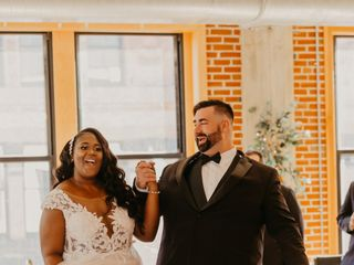 The wedding of Tim and Raphielle 3