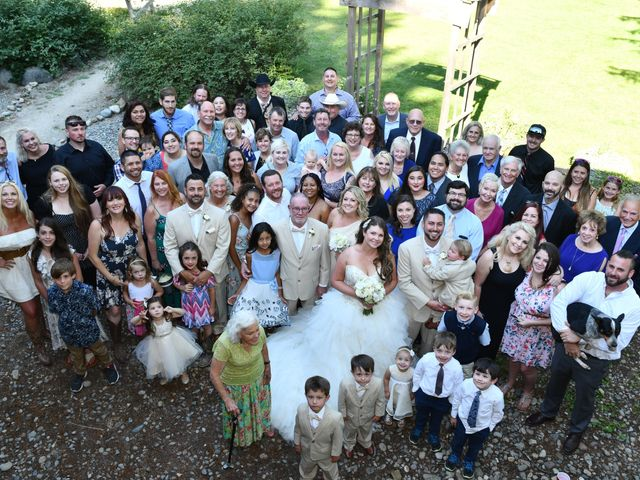 Chad and Rebeca's Wedding in Sandpoint, Idaho 9