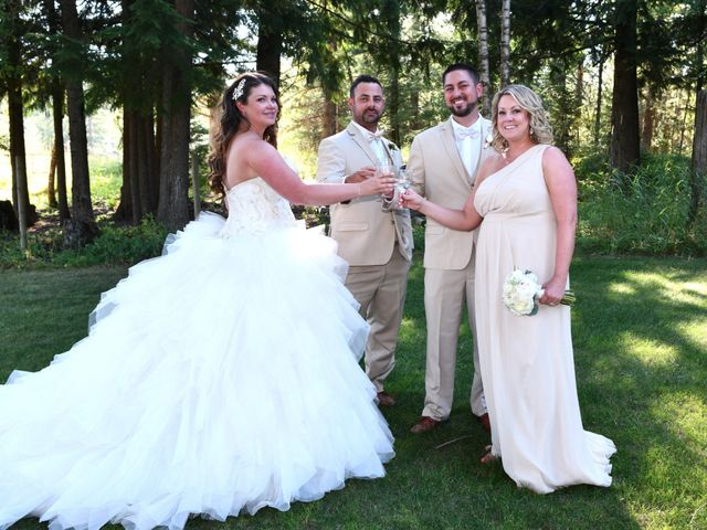Chad and Rebeca's Wedding in Sandpoint, Idaho 1