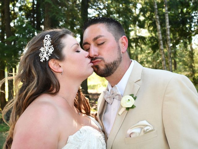 Chad and Rebeca's Wedding in Sandpoint, Idaho 10