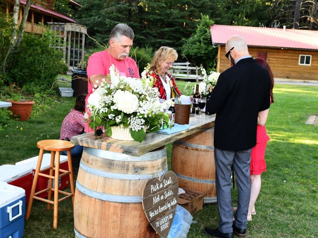 Chad and Rebeca's Wedding in Sandpoint, Idaho 17