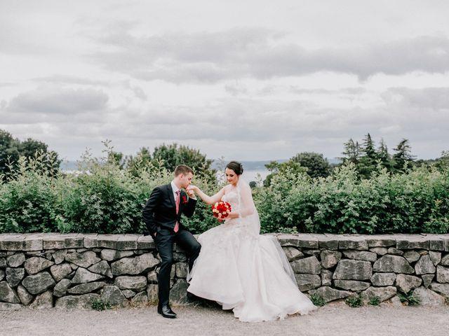 The wedding of Olga and Max