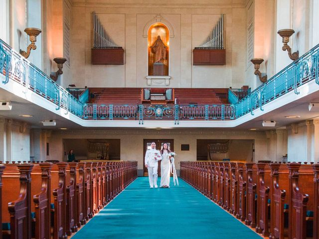 Andrew and Janice's Wedding in Annapolis, Maryland 3