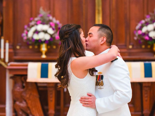 Andrew and Janice's Wedding in Annapolis, Maryland 5