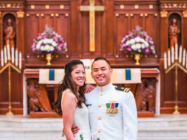Andrew and Janice's Wedding in Annapolis, Maryland 6
