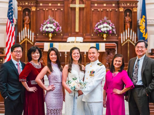 Andrew and Janice's Wedding in Annapolis, Maryland 7