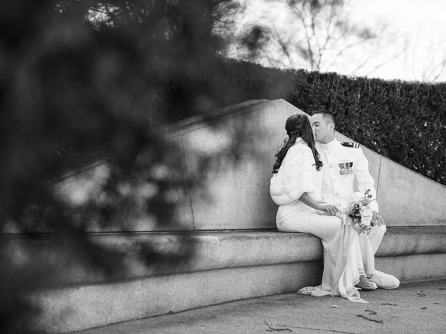 Andrew and Janice's Wedding in Annapolis, Maryland 9