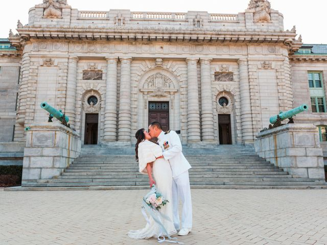 Andrew and Janice's Wedding in Annapolis, Maryland 1