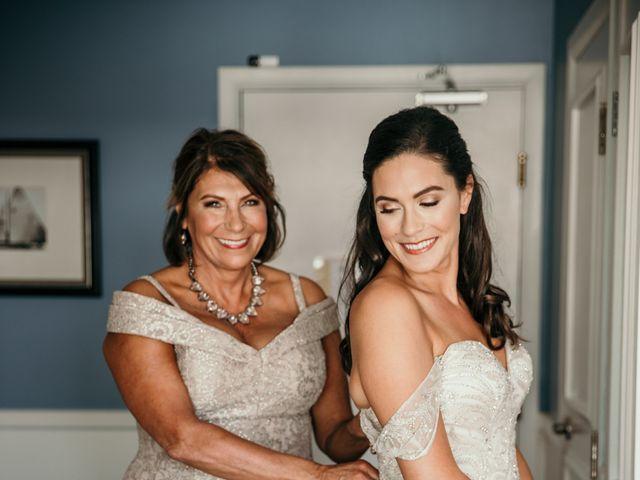 Matthew and Rebecca's Wedding in Redondo Beach, California 10