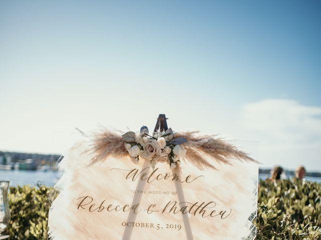 Matthew and Rebecca's Wedding in Redondo Beach, California 18