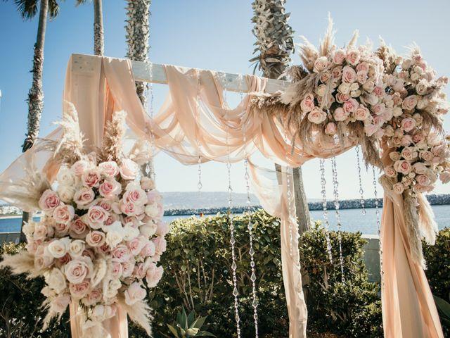 Matthew and Rebecca's Wedding in Redondo Beach, California 19