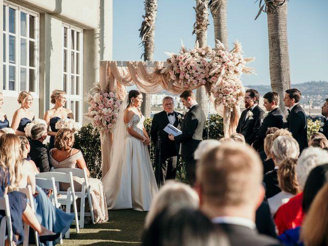 Matthew and Rebecca's Wedding in Redondo Beach, California 24
