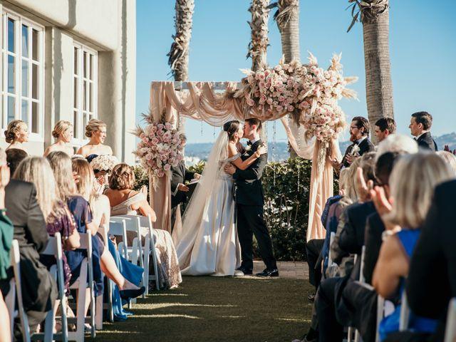 Matthew and Rebecca's Wedding in Redondo Beach, California 25