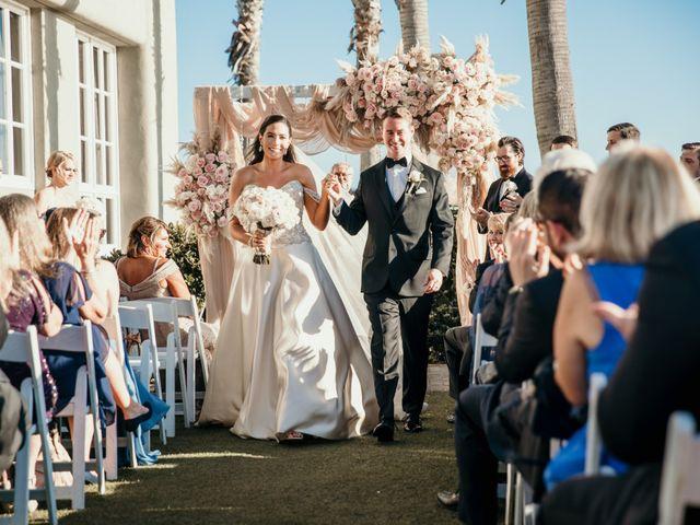Matthew and Rebecca's Wedding in Redondo Beach, California 26