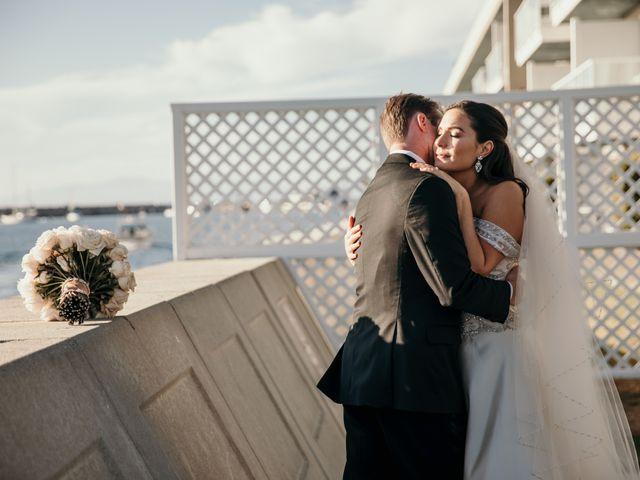 Matthew and Rebecca's Wedding in Redondo Beach, California 27