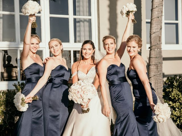 Matthew and Rebecca's Wedding in Redondo Beach, California 29