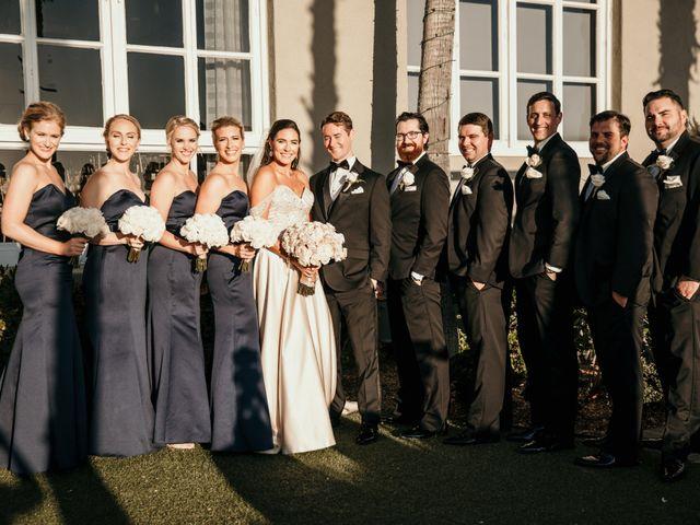 Matthew and Rebecca's Wedding in Redondo Beach, California 32