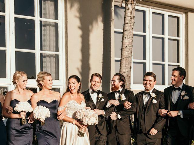 Matthew and Rebecca's Wedding in Redondo Beach, California 33