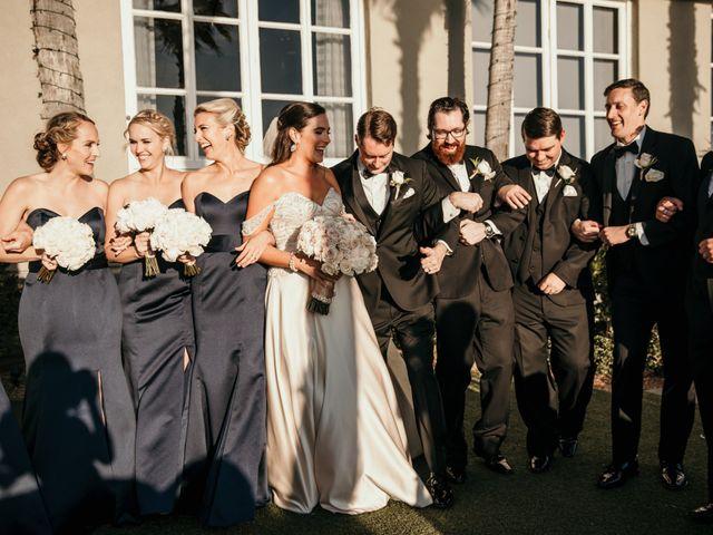 Matthew and Rebecca's Wedding in Redondo Beach, California 34