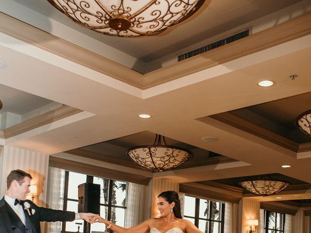 Matthew and Rebecca's Wedding in Redondo Beach, California 54