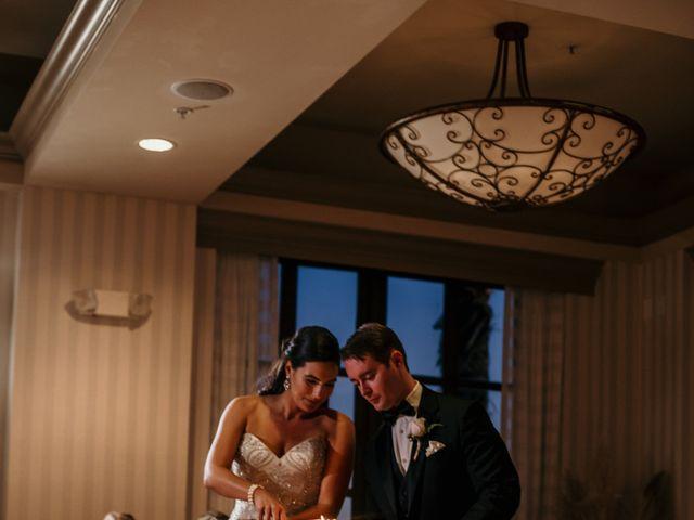 Matthew and Rebecca's Wedding in Redondo Beach, California 58