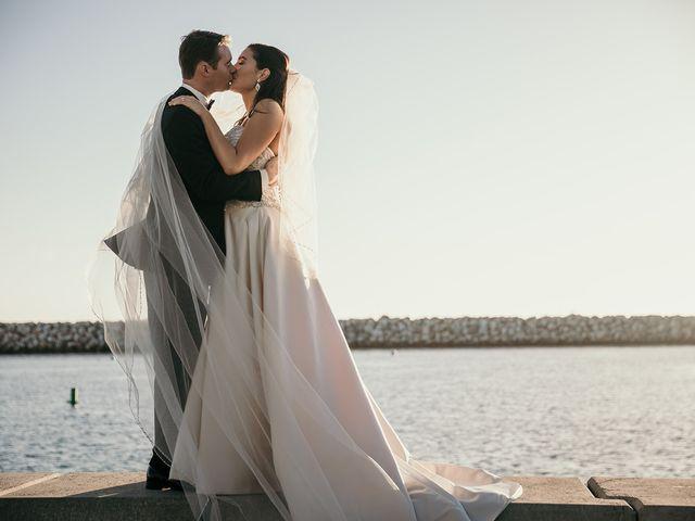 Matthew and Rebecca's Wedding in Redondo Beach, California 64
