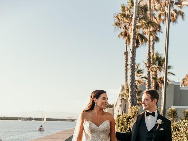 Matthew and Rebecca's Wedding in Redondo Beach, California 67