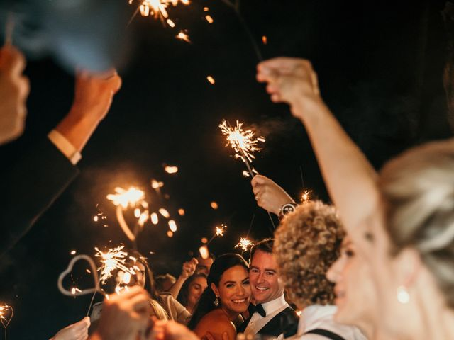 Matthew and Rebecca's Wedding in Redondo Beach, California 72