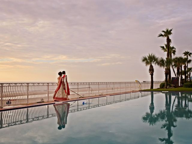 Mahul and Pooja's Wedding in Daytona Beach, Florida 1