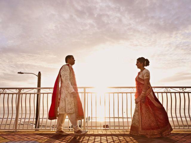 Mahul and Pooja's Wedding in Daytona Beach, Florida 2