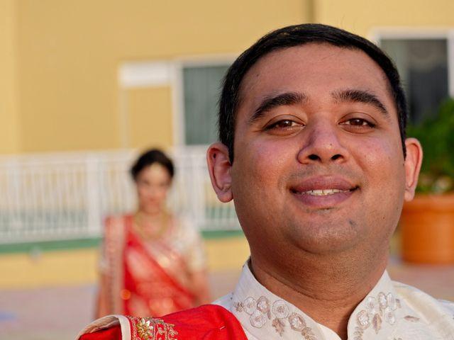 Mahul and Pooja's Wedding in Daytona Beach, Florida 4