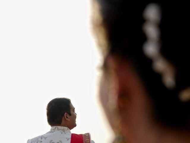 Mahul and Pooja's Wedding in Daytona Beach, Florida 5