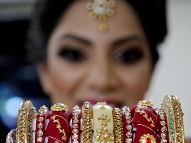 Mahul and Pooja's Wedding in Daytona Beach, Florida 14