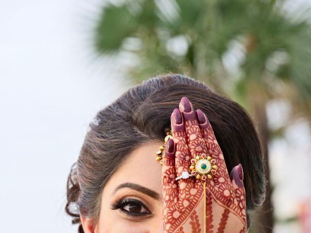 Mahul and Pooja's Wedding in Daytona Beach, Florida 15