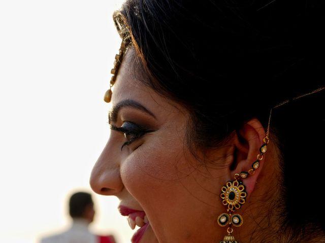 Mahul and Pooja's Wedding in Daytona Beach, Florida 17
