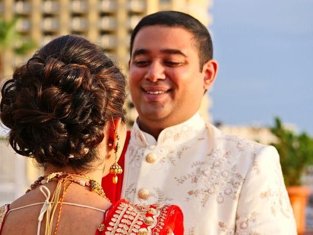 Mahul and Pooja's Wedding in Daytona Beach, Florida 19